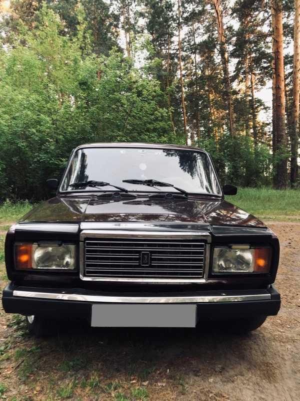 Лада 2107, 2010 год, 122 000 руб.