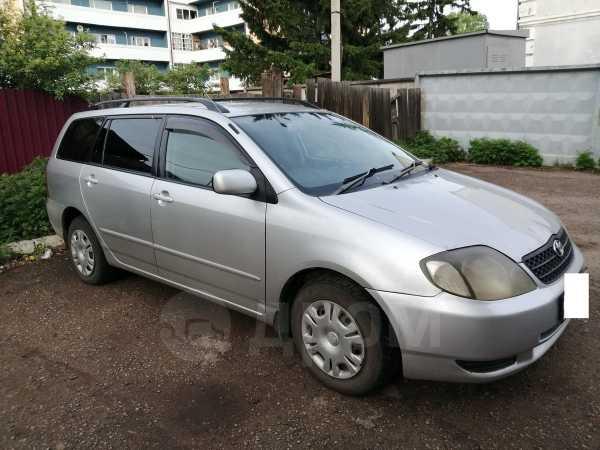 Toyota Corolla Fielder, 2000 год, 360 000 руб.
