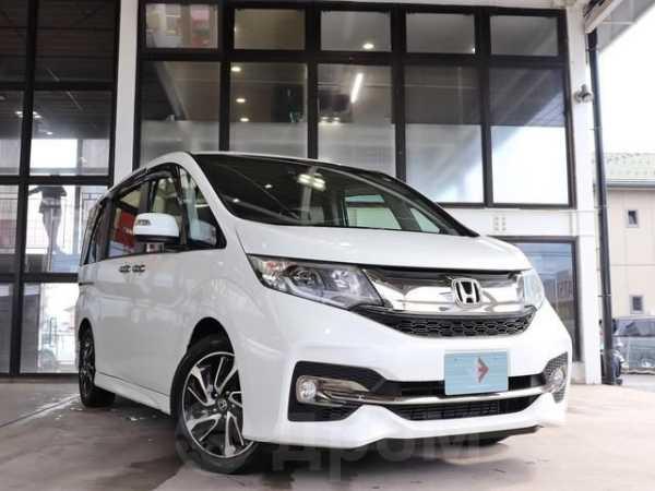 Honda Stepwgn, 2016 год, 1 320 000 руб.