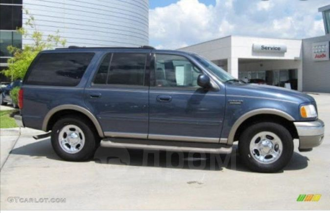 Ford Expedition, 2001 год, 600 000 руб.
