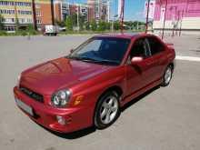 Омск Impreza WRX 2000