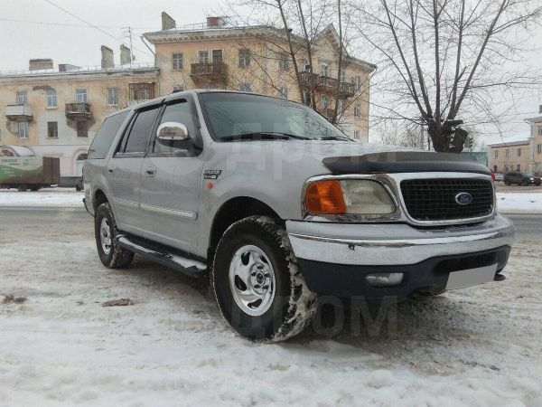 Ford Expedition, 2001 год, 599 000 руб.