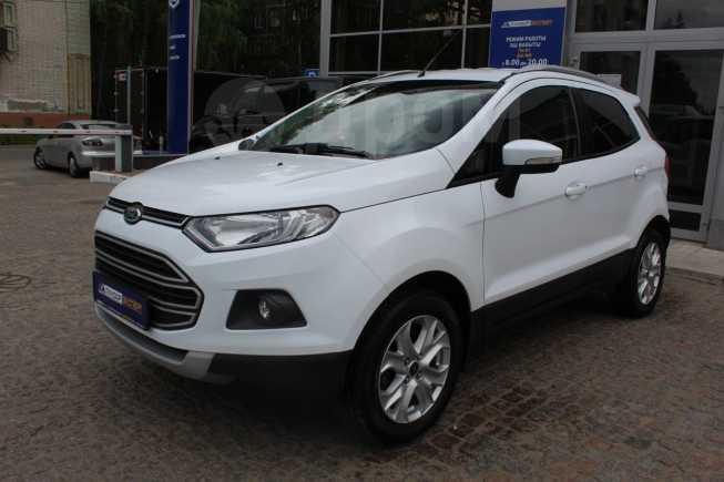 Ford EcoSport, 2016 год, 654 000 руб.