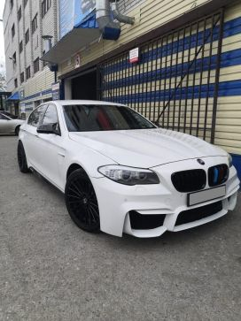 Барнаул BMW 5-Series 2012