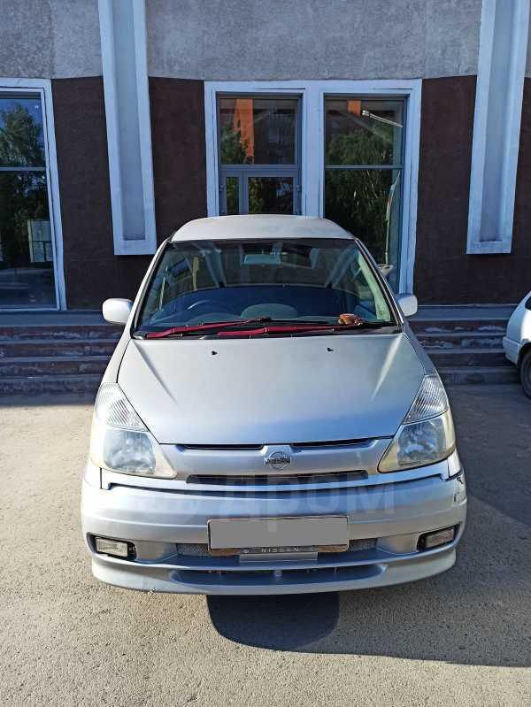 Nissan Serena, 2001 год, 340 000 руб.