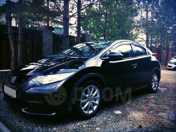 Honda Civic, 2012 год, 650 000 руб.