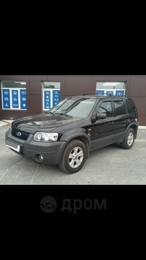 Ford Maverick, 2004 год, 440 000 руб.