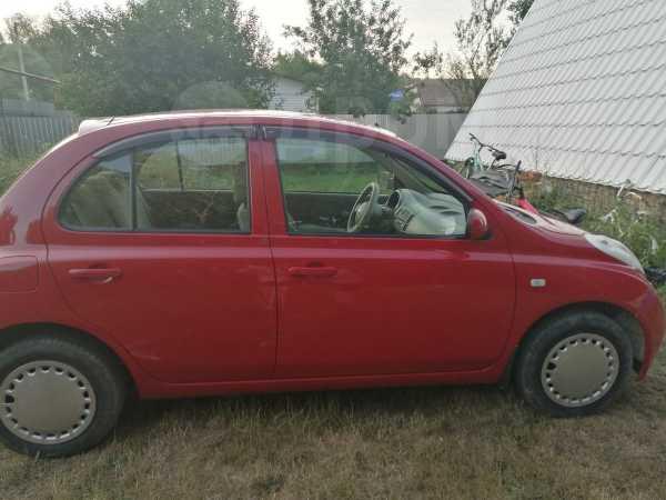 Nissan Micra, 2004 год, 265 000 руб.
