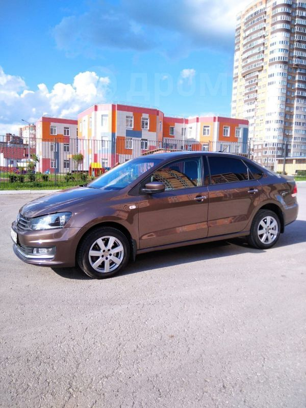 Volkswagen Polo, 2017 год, 700 000 руб.