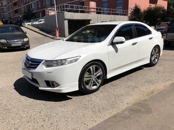 Honda Accord, 2012 год, 780 000 руб.