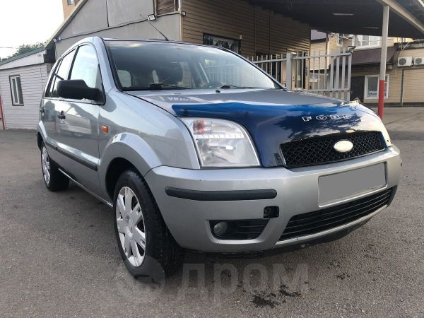 Ford Fusion, 2005 год, 238 000 руб.