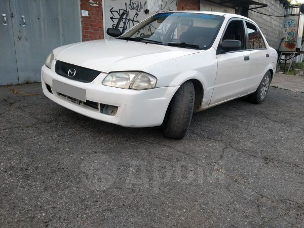 Mazda Familia, 1998 год, 105 000 руб.