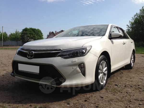 Toyota Camry, 2017 год, 1 499 999 руб.