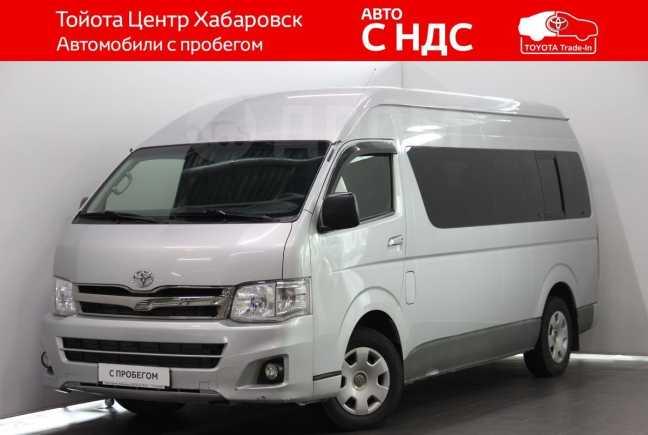 Toyota Hiace, 2012 год, 1 100 000 руб.