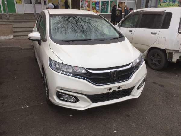 Honda Fit, 2017 год, 830 000 руб.