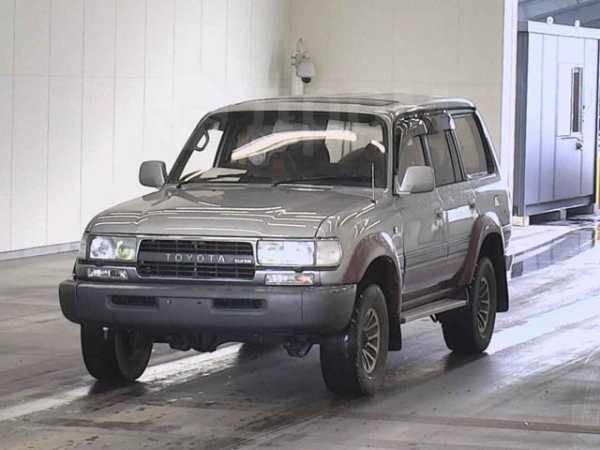 Toyota Land Cruiser, 1997 год, 540 000 руб.