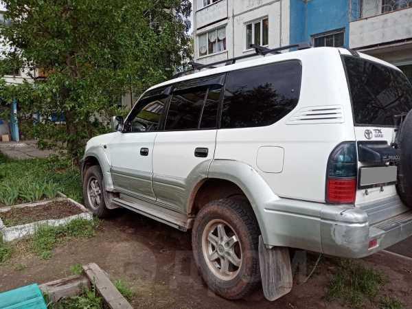 Toyota Land Cruiser Prado, 1998 год, 400 000 руб.