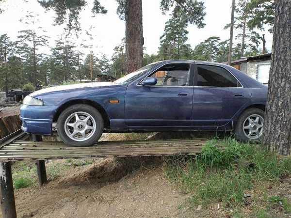 Nissan Skyline, 1994 год, 135 000 руб.
