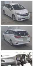 Honda Shuttle, 2015 год, 925 000 руб.