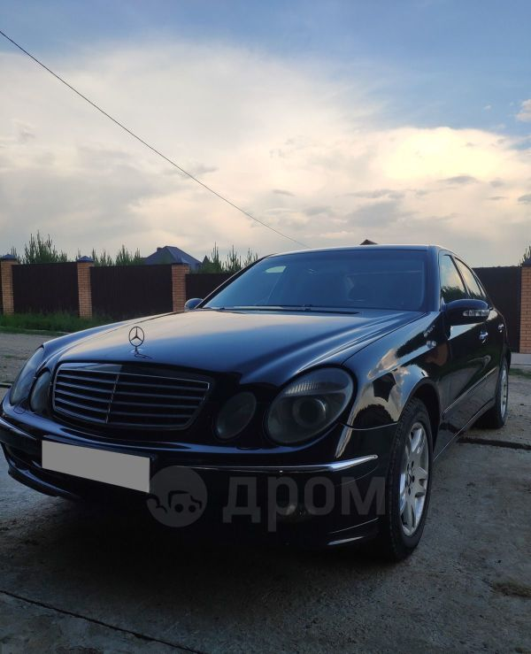 Mercedes-Benz E-Class, 2004 год, 480 000 руб.