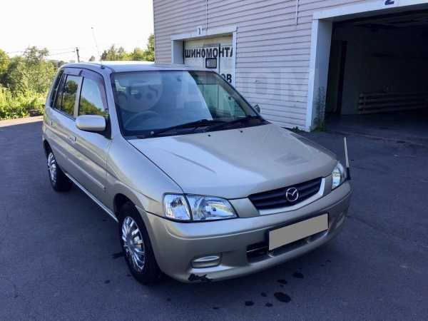 Mazda Demio, 2001 год, 185 000 руб.