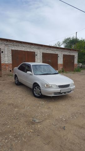 Комсомольск-на-Амуре Corolla 1998