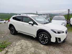 Владивосток Subaru XV 2018