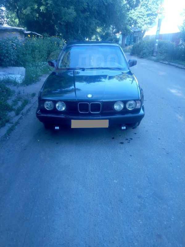BMW 5-Series, 1992 год, 155 000 руб.