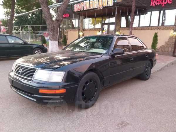 Lexus LS400, 1997 год, 560 000 руб.