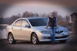 Ангарск Mazda6 2005