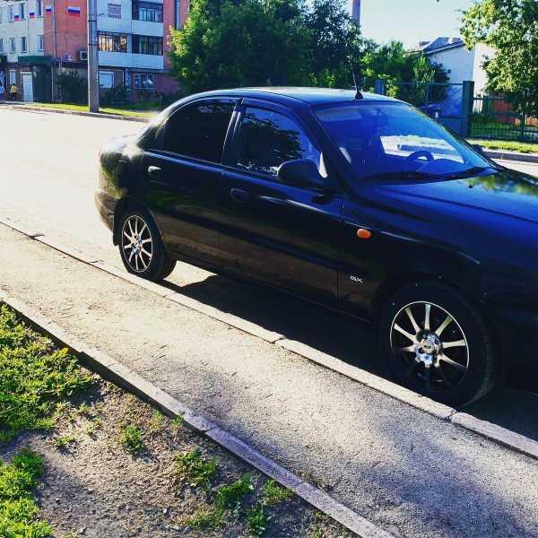 ЗАЗ Шанс, 2011 год, 140 000 руб.