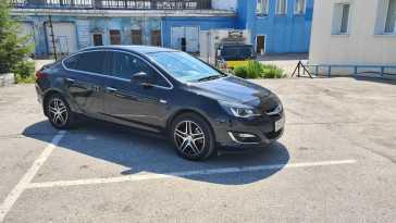 Новосибирск Astra 2013