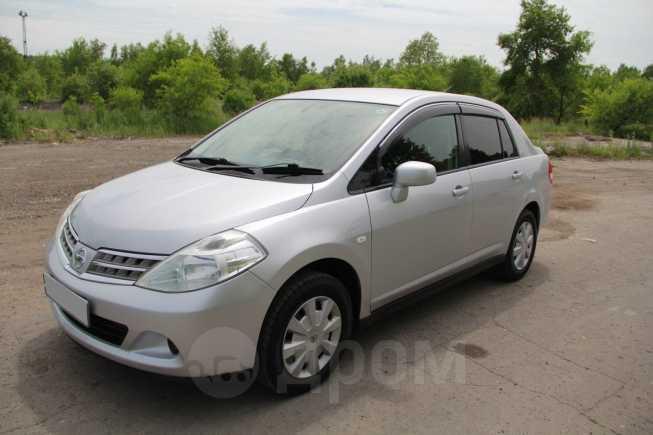 Nissan Tiida Latio, 2009 год, 380 000 руб.