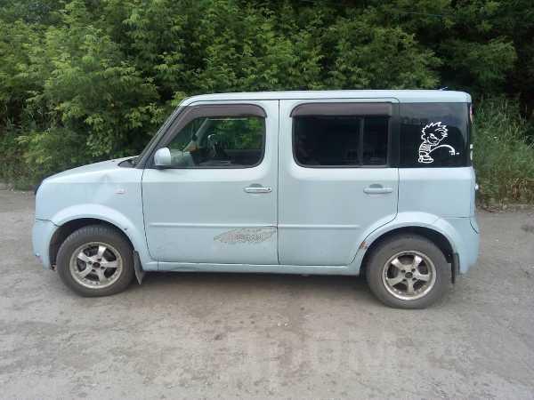 Nissan Cube, 2004 год, 190 000 руб.