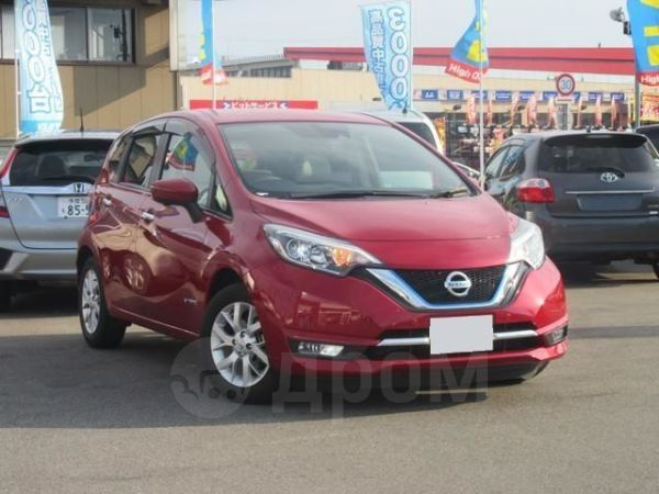 Nissan Note, 2017 год, 700 000 руб.
