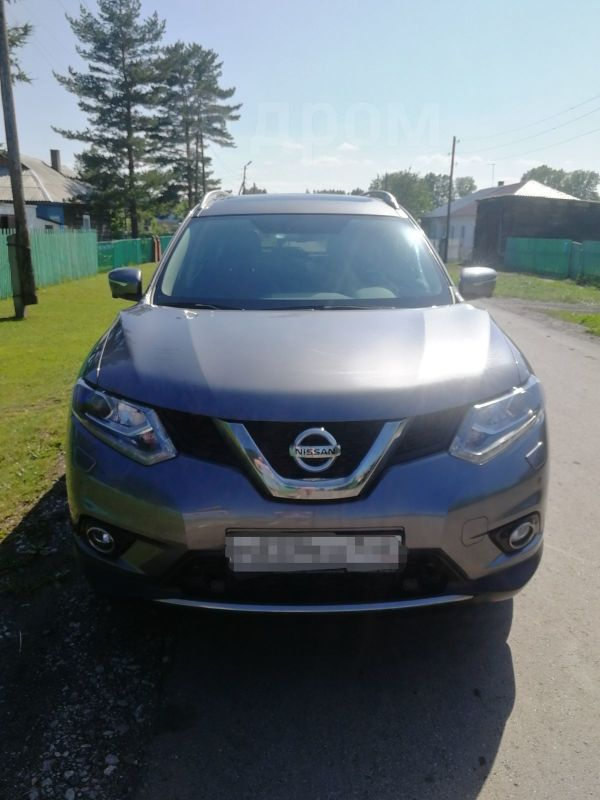 Nissan X-Trail, 2017 год, 1 460 000 руб.