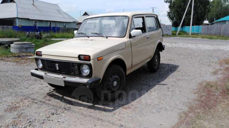 Лада 4x4 2121 Нива, 1985 год, 69 000 руб.