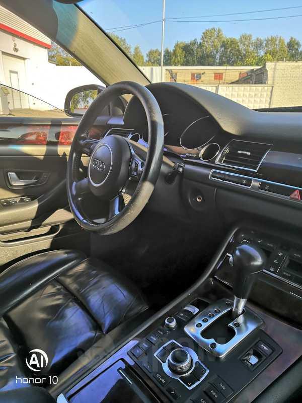 Audi A8, 2003 год, 350 000 руб.