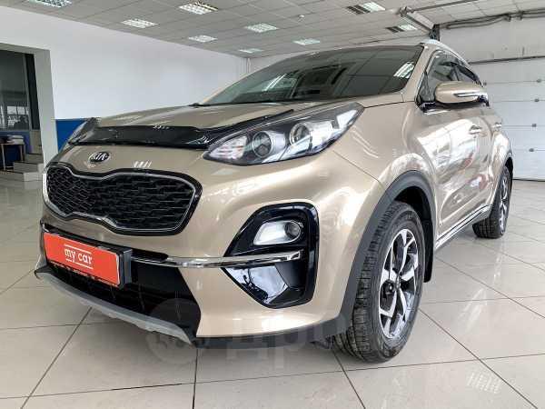 Kia Sportage, 2018 год, 1 650 000 руб.