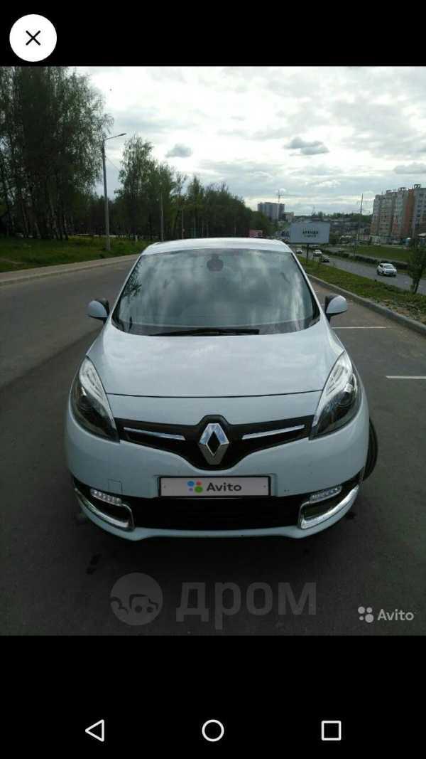 Renault Scenic, 2016 год, 870 000 руб.