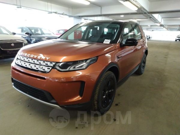 Land Rover Discovery Sport, 2020 год, 3 833 000 руб.