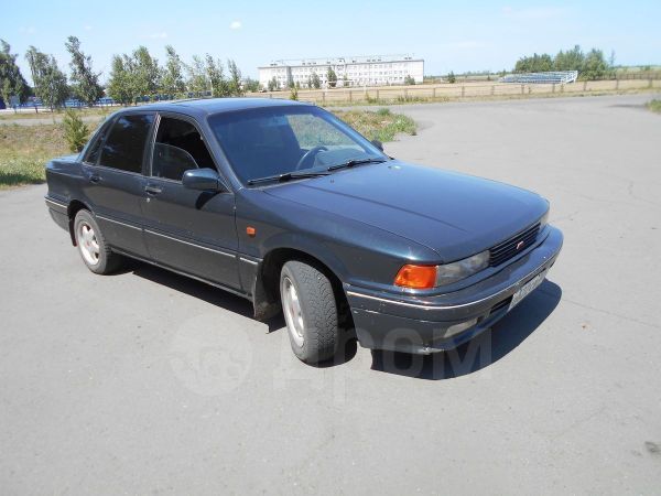 Mitsubishi Galant, 1991 год, 160 000 руб.