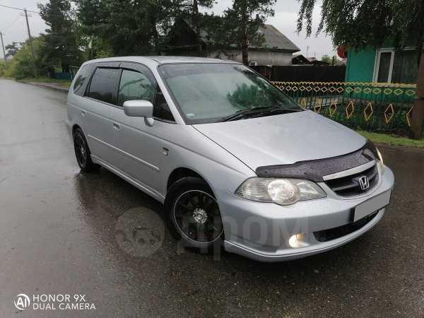 Honda Odyssey, 2002 год, 373 000 руб.