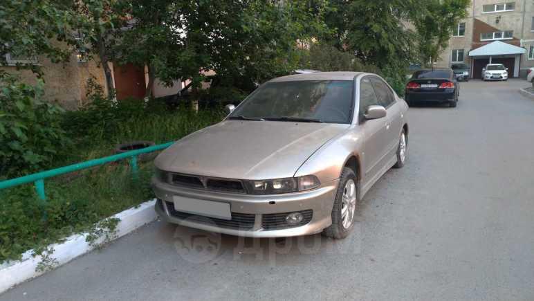 Mitsubishi Galant, 2002 год, 130 000 руб.