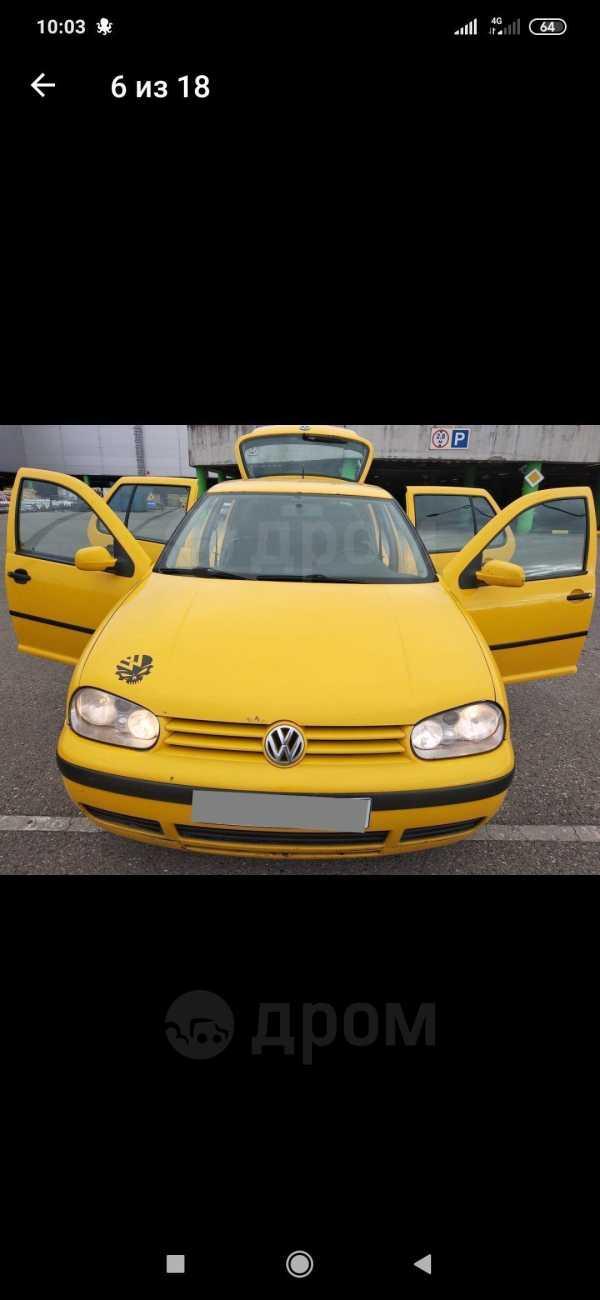 Volkswagen Golf, 1999 год, 115 000 руб.