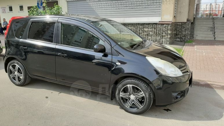 Nissan Note, 2010 год, 375 000 руб.