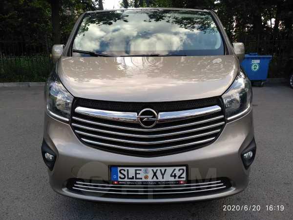 Opel Vivaro, 2017 год, 1 385 000 руб.