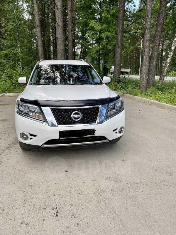 Nissan Pathfinder, 2015 год, 1 500 000 руб.