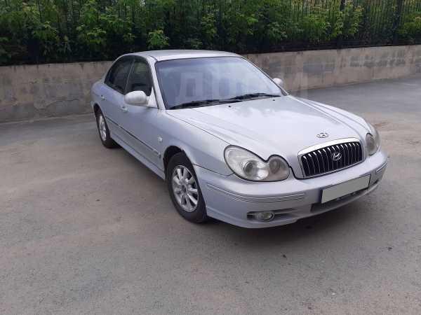 Hyundai Sonata, 2001 год, 200 000 руб.