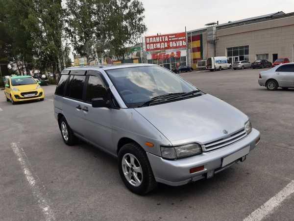 Nissan Prairie, 1990 год, 85 000 руб.